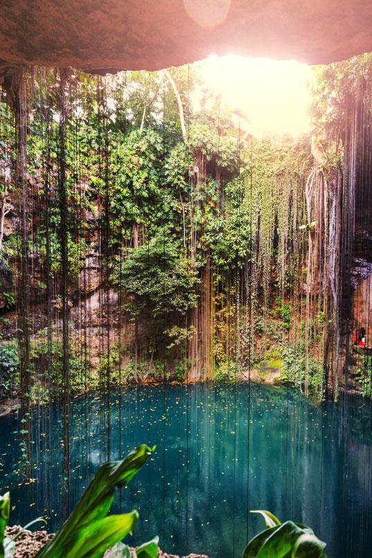 Mexico et la péninsule du Yucatán