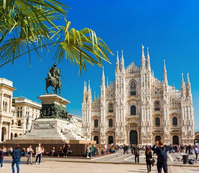 Visiter Milan en Italie